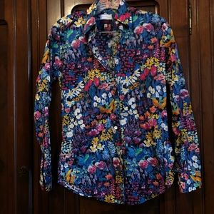 Liberty of London print shirt